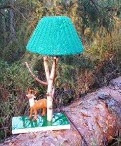 unsere Hirschlampe